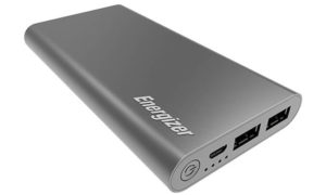Energizer Power Bank UE10012 10000 мАч grey