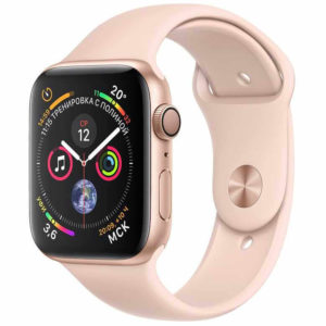 Apple Watch Series 4 GPS 40mm Rose Gold
