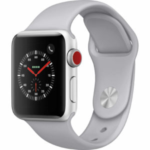 Apple Watch 38mm Series 3 Silver