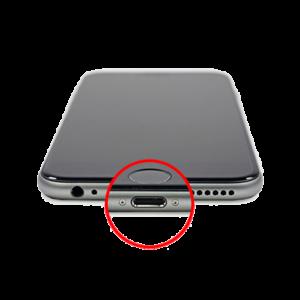Замена разъема зарядки iPhone 6s+